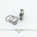 Nautical wedding jewelry