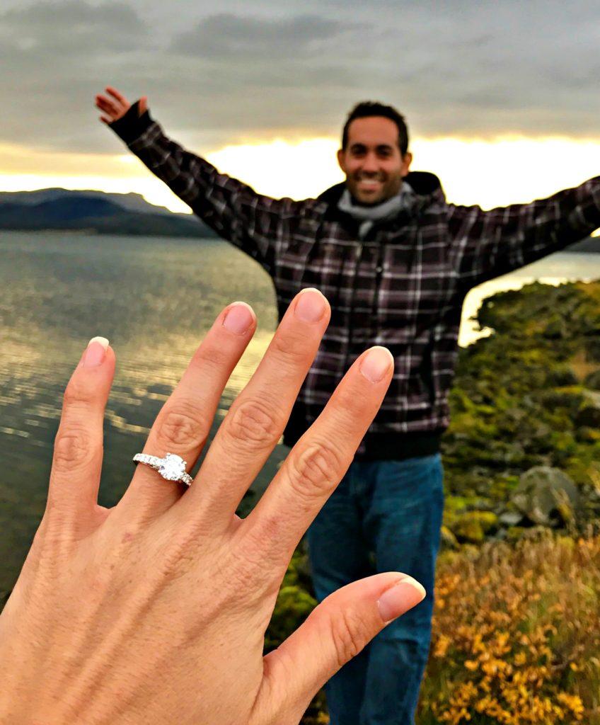 Lake Pingvallavatn Iceland proposal