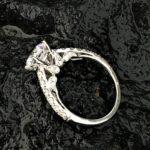 custom-white-gold-diamond-engagement-ring